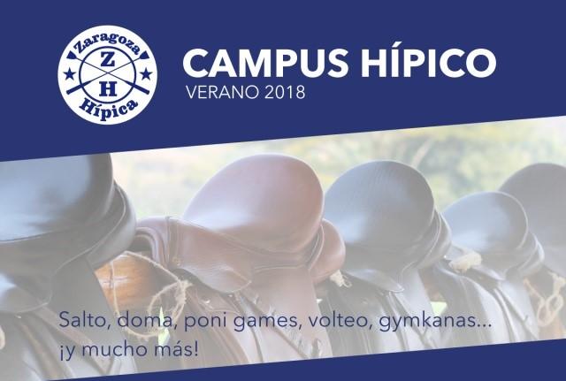 Campus Hípico Verano 2018