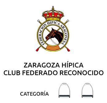 logo federación hípica aragonesa