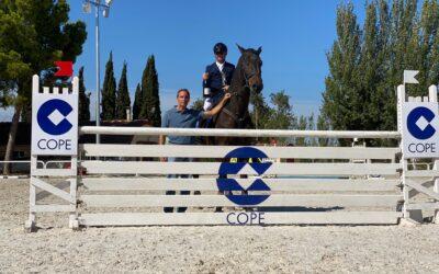 Gran Triunfo de José María Milla en el III Trofeo COPE ARAGÓN